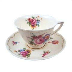 Royal Doulton The Bristol Dining China Cup & Saucer Set