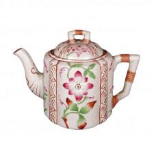 Brownhills Aesthetic Movement English Stoneware Teapot c1920