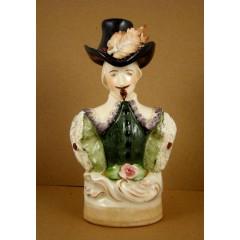 Cordey Sir Walter Raleigh Bust Figurine #5034