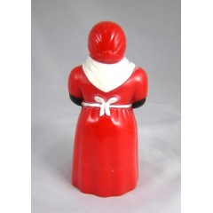 Larger F&F Mold Die Black Americana Aunt Jemima Salt Shaker