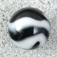 Peltier NLR Rainbo Panda Marble - Black and White Stripe