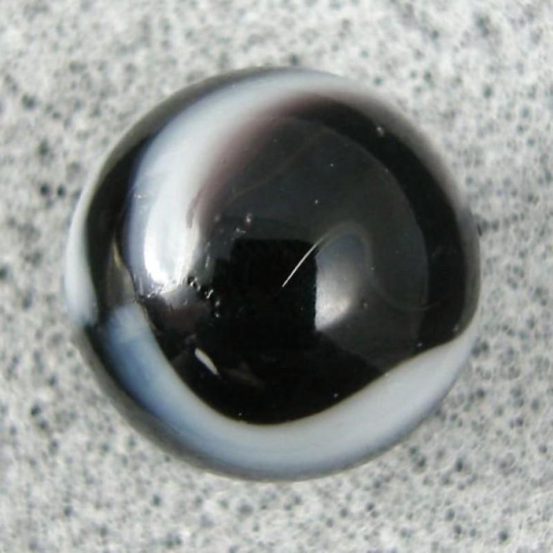 Peltier Nlr Rainbo Panda Marble Black And White Stripe