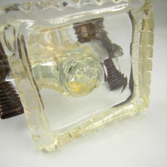 Early Ercole Barovier for Ferro Toso Barovier Uccellini Three Bird Group Italian Art Glass Sculpture