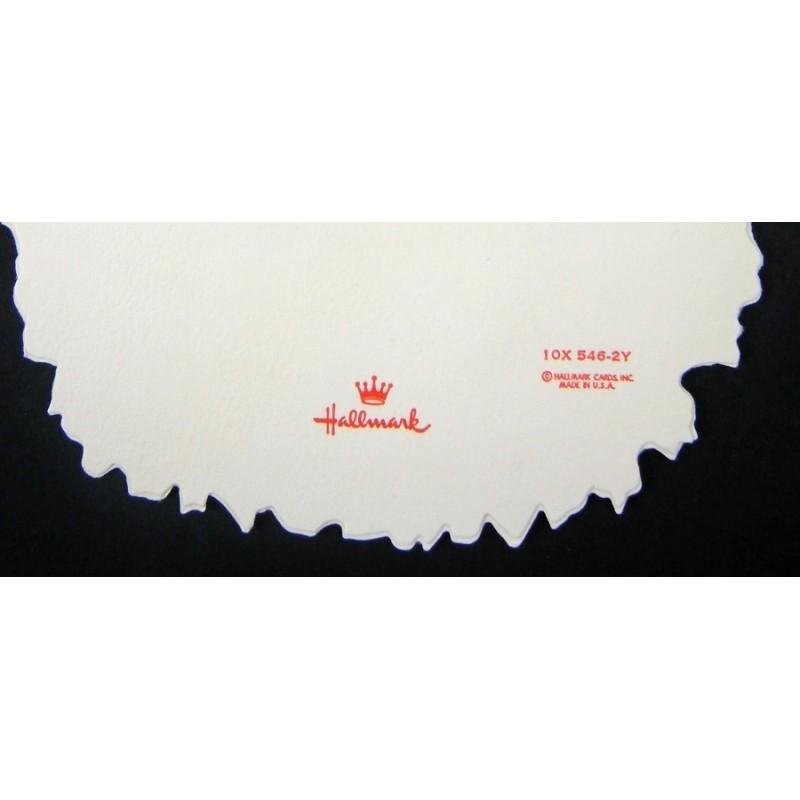 Cut hallmark deer brother vintage christmas greeting card unused die cut hallmark deer brother vintage christmas greeting card unused m4hsunfo Gallery