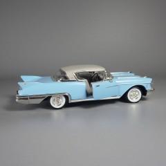 1958 Cadillac Eldorado Seville Coupe Diecast Model Car - National Motor Museum Mint
