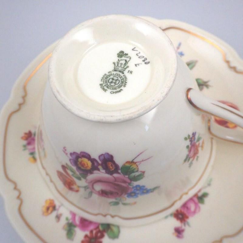 Royal Doulton Bristol Dining China Cup Amp Saucer Set