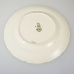Royal Doulton The Bristol Bread and Butter Plate - Pink Roses and Wild Flowers