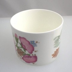 Wedgwood Bone China Meadow Sweet Creamer & Lidded Sugar Set