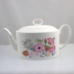 Wedgwood Bone China Meadow Sweet Teapot