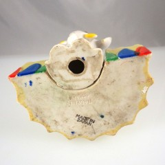 Made in Japan Vintage Lusterware Elephant Ashtray