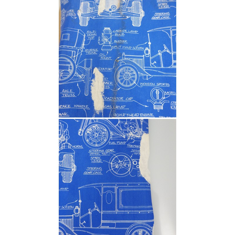 1950s vintage car blueprint gift wrapping paper 1950s vintage car blueprint gift wrapping paper for husband malvernweather Image collections