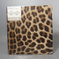 Vintage Tie Tie Leopard Spot Wrapping Paper - Danish Import