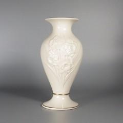1996 Lenox Mother's Day Daffodil Vase - MIB Lenox Ivory China