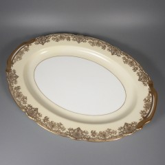Noritake Gastonia China - Large 16 Inch Oval Serving Platter