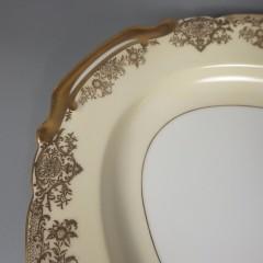 Noritake China Gastonia Large 16 Inch Oval Serving Platter