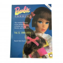 Barbie Doll Fashion Vol II - Book 2 - 1968-1974 Wardrobe Collector Guide